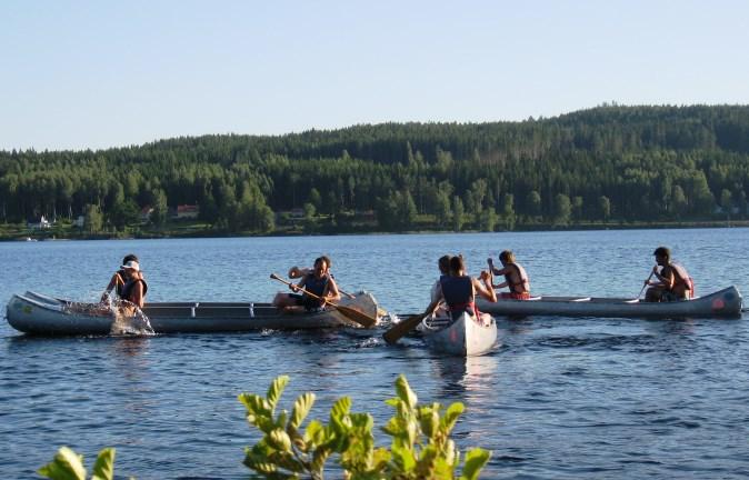 Outdoor Küchengeräte : Veranstaltung kanutour schweden das outdoor natur erlebnis